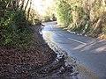 Greenhurst Lane junction with West Chiltington Road - geograph.org.uk - 1671051.jpg