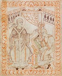 Gregory I - Antifonaro de Hartker de Sankt Gallen.jpg