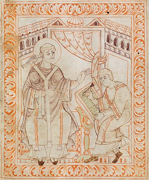 File:Gregory I - Antiphonary of Hartker of Sankt Gallen.jpg