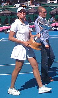 Gréta Arn Hungarian tennis player