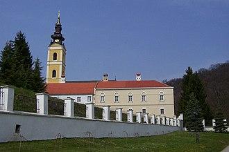 Vuk Grgurević - Grgeteg monastery was founded by Vuk Grgurević