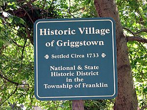 Griggstown, New Jersey - Image: Griggstown 01 by MNK