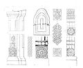 Grimm. 1864. 'Monuments d'architecture en Géorgie et en Arménie' 17.jpg