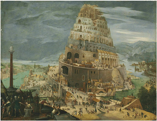 Grimmer tower of babel