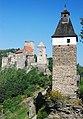 GuentherZ 2011-08-27 0247 Hardegg Uhrturm Burg.jpg