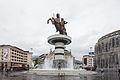 Guerrero a caballo, Skopie, Macedonia, 2014-04-16, DD 08.JPG