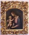 Guglielmo caccia, detto il moncalvo, madonna col bambino, 1615 ca.JPG