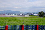Gulfstream G450 B-LAS Departing from Taipei Songshan Airport 20160126a.JPG