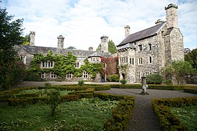 Gwydir Castle - view from SE.jpg