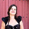 Hélène Larbaigt, Rencontres de l'imaginaire de Brocéliande 2013, Paimpont, France.jpg
