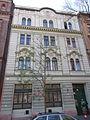 Hübner ház (1898). - Józsefváros, Rákóczi tér 3.JPG