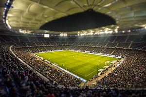 Volksparkstadion - Image: HH imtech arena