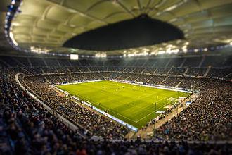 2009–10 UEFA Europa League - Image: HH imtech arena