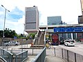HK 中環 Central 天橋 footbridge 夏慤道 Harcourt Road August nearby 怡和大廈 Hutchison House August 2019 SSG 08.jpg