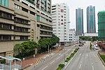 HK 荃灣 Tsuen Wan 楊屋道 Yeung Uk Road footbridge view July 2018 IX2 16.jpg