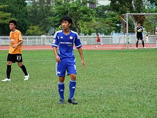 Hui Ka Lok Hong Kong footballer