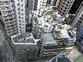 HK Sai Ying Pun 6 Water Street n Second Street birds view Aug-2012.JPG