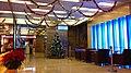 HK Sheung Wan 文咸東街 50-54 Bonham Strand 寶恆商業中心 Bonham Trade Centre interior Jan-2015 LG2 Xmas tree.jpg