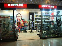 HK TST East Mody Road Wing On Plaza Shop Kettler Sport Fitness.JPG