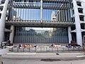HK Tram 64 view 中環 Central 德輔道中 Des Voeux Road Central HSBC HQ Sunday Morning November 2019 SS2.jpg