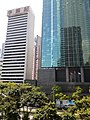 HK WCN Wan Chai North Central Plaza view Gloucester Road April 2021 SS2 01.jpg