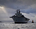 HMS Ark Royal Visits HMNB Clyde for the Final Time MOD 45152036.jpg