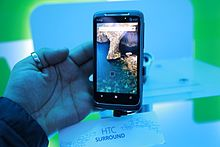 HTC 7 Surround (T8788)