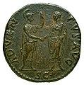 Hadrien sesterce Gallica 14422 revers.jpg