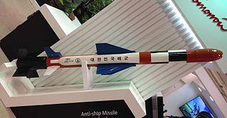 SSM-700K Haeseong South Korean anti-ship missile