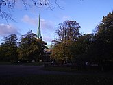 Fil:Hagakyrkan i Göteborg, den 26 oktober 2006. Bild 1..JPG