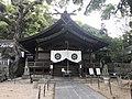 Haiden of Ushitora Shrine.jpg