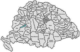 Hajdú County county of the Kingdom of Hungary