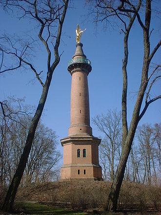 Battle of Fehrbellin - Memorial in Hakenberg near Fehrbellin