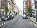 Hallam Street looking north from New Cavendish Street - panoramio.jpg