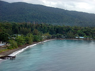 North Halmahera Regency Regency in North Maluku, Indonesia