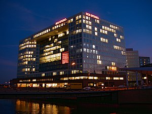 Der Spiegel - Spiegel headquarters since 2011, Hamburg