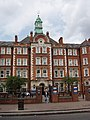 Hammersmith Hospital, Wormwood Scrubs - geograph.org.uk - 15942.jpg