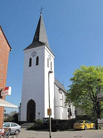 Hamminkeln - Image: Hamminkeln, kerk 2 foto 7 2011 04 11 13.30