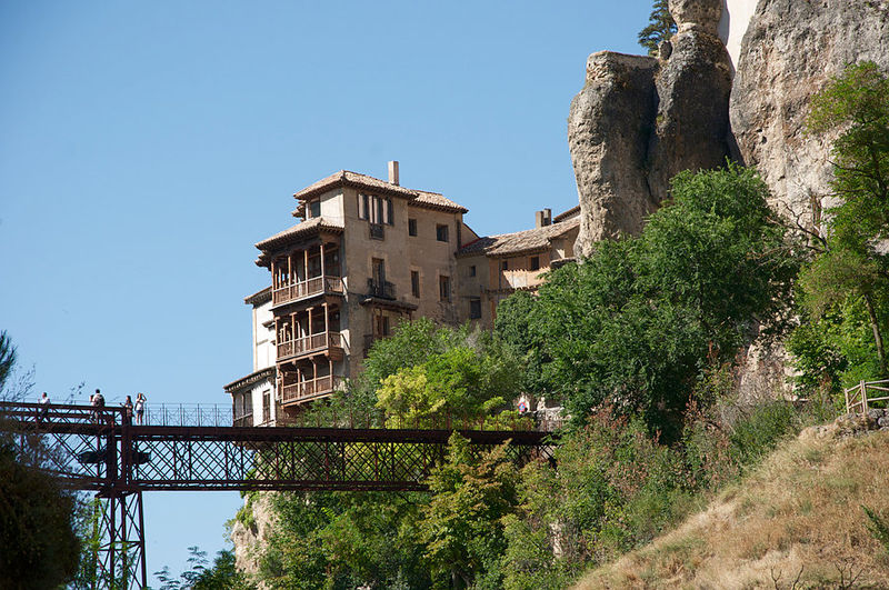 File:Hanging houses of Cuenca 3.jpg