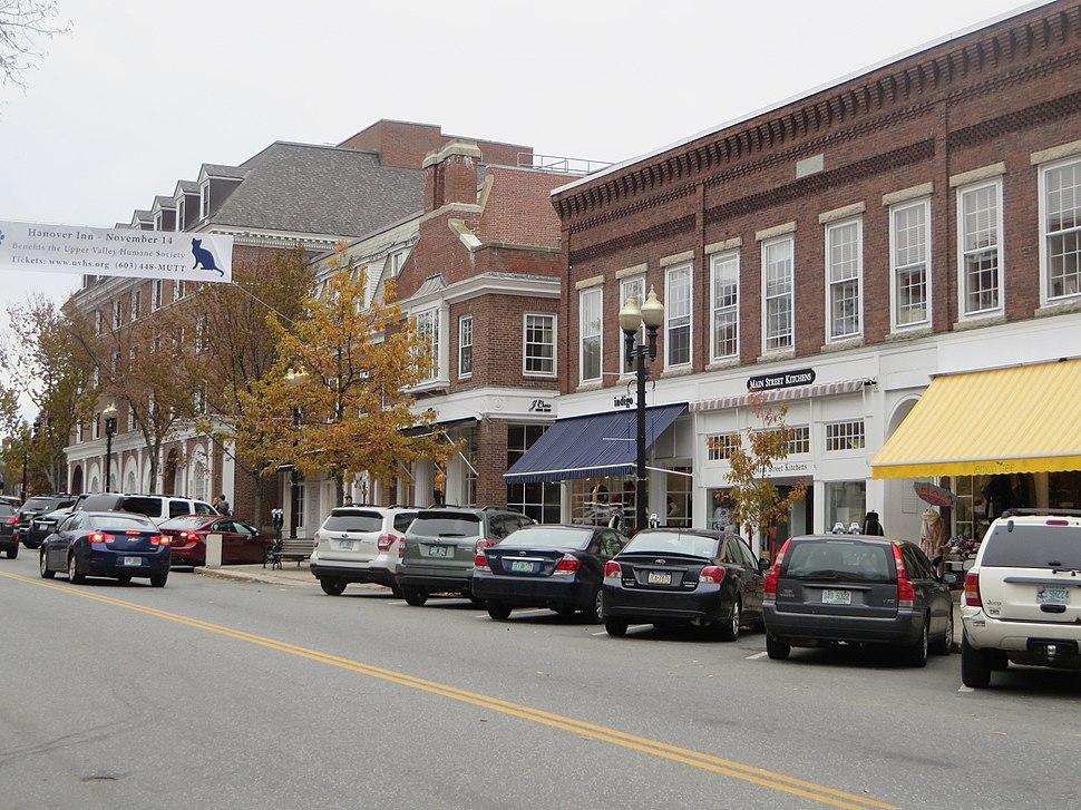 Hanover Main Street