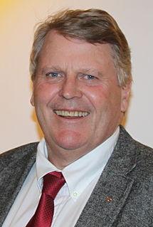 Hans Fredrik Grøvan Norwegian politician