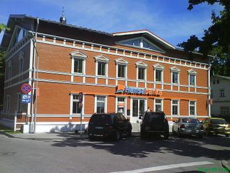 Hansabank - Image: Hansabanka