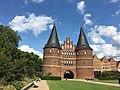 Hansestadt Lübeck Holstentor.jpg