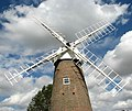 Hardley Mill - the new sails - geograph.org.uk - 1467508.jpg