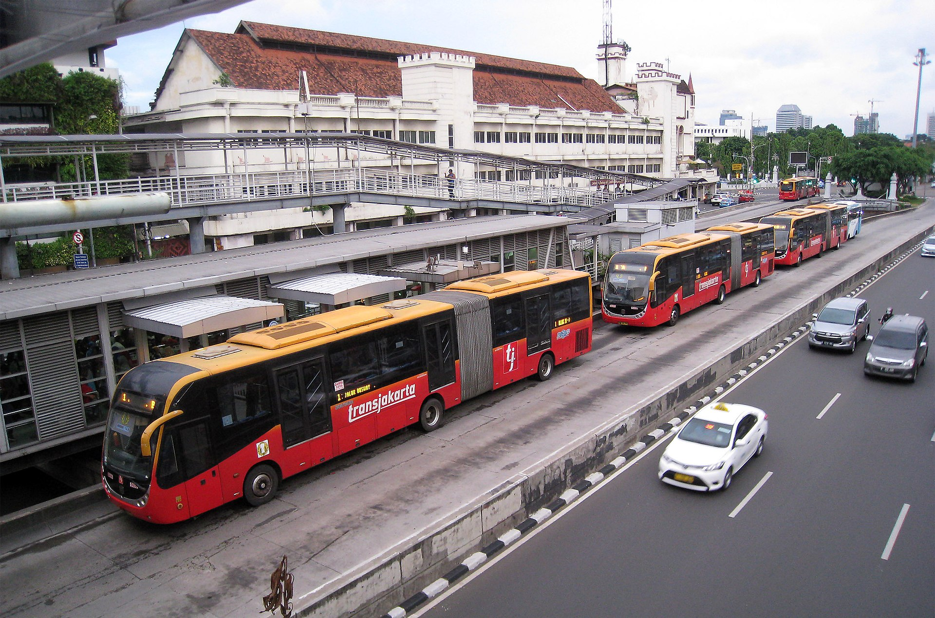 Bus Rapid Transit Wikipedia