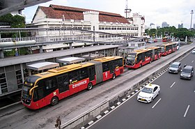 Image illustrative de l'article TransJakarta