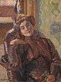 Harold Gilman (1876-1919) - Stanislawa Bevan, née de Karlowska - NPG 6878 - National Portrait Gallery.jpg