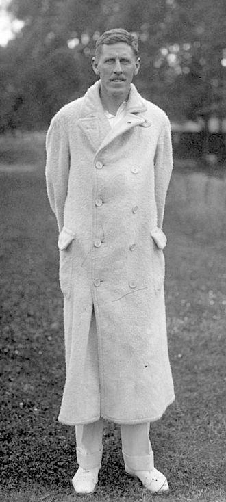 Harold Kitson - Kitson in 1912