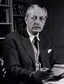 Harold Macmillan in December 1959