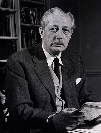 Harold Macmillan in 1959